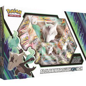 [Pokemon: GX Box: Alolan Marowak (Product Image)]