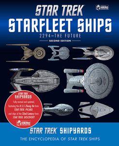 [Star Trek: Shipyards: Star Trek Starships: 2294 To The Future: The Encyclopedia Of Starfleet Ships (Product Image)]