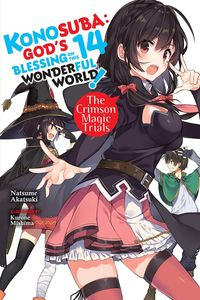 [Konosuba: God's Blessing On This Wonderful World!: Volume 14 (Light Novel) (Product Image)]