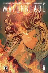 [Witchblade #18 (Product Image)]