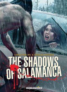 [The Shadows Of Salamanca (Hardcover) (Product Image)]