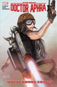 [Star Wars: Doctor Aphra: Volume 5: Worst Among Equals (Product Image)]