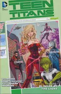 [Teen Titans: Volume 1: Blinded By The Light (Product Image)]