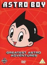 [Astro Boy: Greatest Astro Adventures (Product Image)]