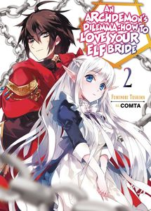 [An Archdemon's Dilemma: How to Love Your Elf Bride: Volume 2 (Product Image)]