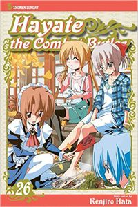 [Hayate The Combat Butler: Volume 26 (Product Image)]