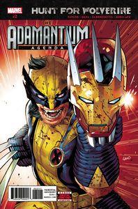 [Hunt For Wolverine: Adamantium Agenda #2 (Product Image)]