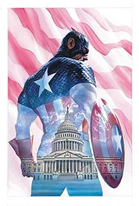 [Captain America By Ta-Nehisi Coates: Voume 4 (Product Image)]