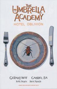 [Umbrella Academy: Hotel Oblivion (Ashcan) (Product Image)]