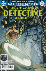 [Detective Comics #968 (Variant Edition) (Product Image)]