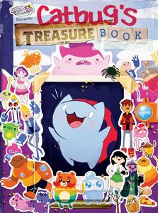 [Bravest Warriors: Catbug's Treasure Book (Hardcover) (Product Image)]