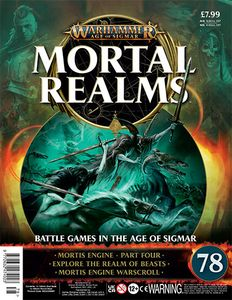 [Warhammer: Age Of Sigmar: Mortal Realms #78 (Product Image)]