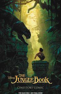 [Disney: The Jungle Book: Cinestory (Product Image)]