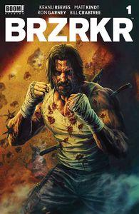 [BRZRKR (Berzerker) #1 (Cover G Bermejo Variant) (Product Image)]