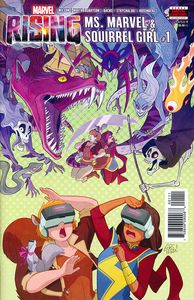 [Marvel Rising: Ms Marvel/Squirrel Girl #1 (Product Image)]