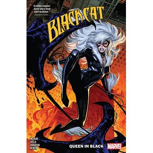 [Black Cat: Volume 4: Queen In Black (Product Image)]