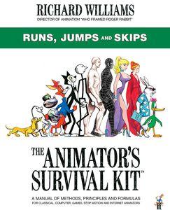 [The Animator's Survival Kit: Runs, Jumps & Skips (Product Image)]