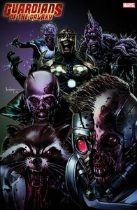 [Guardians Of The Galaxy #4 (Suayan Marvel Zombies Variant) (Product Image)]
