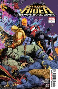 [Cosmic Ghost Rider: Destroys Marvel History #1 (Product Image)]