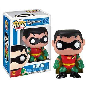 [DC: Pop! Vinyl Figure: Robin (Product Image)]