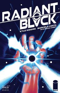 [Radiant Black #5 (Cover A Doaly) (Product Image)]