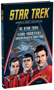 [Star Trek: Graphic Novel Collection: Volume 61: Final Frontier/Undiscovered Country (Product Image)]