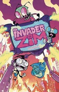 [Invader Zim: Volume 1 (Product Image)]