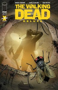 [Walking Dead: Deluxe #9 (Cover B Moore & Mccaig) (Product Image)]