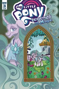 [My Little Pony: Legends Of Magic #3 (Product Image)]