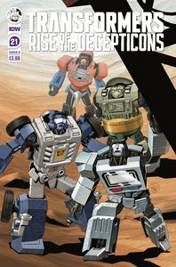 [Transformers #21 (Cover B Su) (Product Image)]