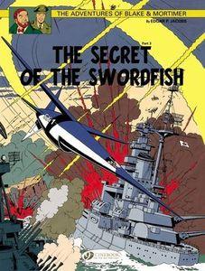 [Blake & Mortimer: Volume 17: Secret Swordfish Part 3 (Product Image)]