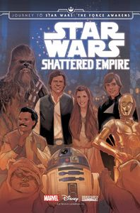 [Journey To Star Wars: The Force Awakens: Shattered Empire #1 (Product Image)]