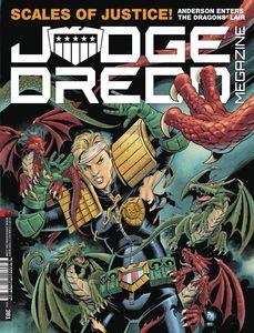 [Judge Dredd Megazine #385 (Product Image)]