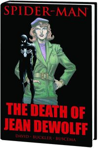 [Spider-Man: The Death Of Jean Dewolff (Premiere Edition Hardcover) (Product Image)]