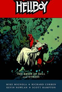 [Hellboy: Volume 11: The Bride Of Hell & Others (Product Image)]