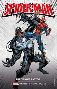 [Marvel Classic Novels: Omnibus: Spider-Man: The Venom Factor (Product Image)]