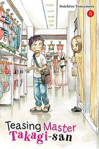 [Teasing Master Takagi-San: Volume 5 (Product Image)]