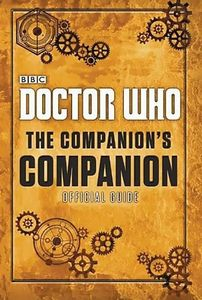 [Doctor Who: The Companion's Companion (Hardback) (Product Image)]