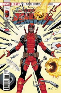 [Despicable Deadpool #299 (Legacy) (Product Image)]
