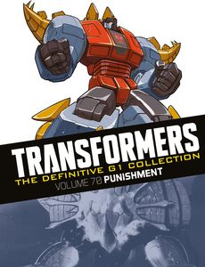 [Transformers Definitive G1 Collection: Volume 75: Punishment (Product Image)]
