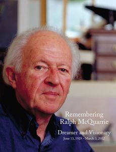 [Remembering Ralph McQuarrie (Product Image)]