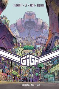 [Giga #1 (Cover C Gorham) (Product Image)]