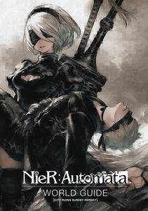 [NieR: Automata World Guide (Hardcover) (Product Image)]