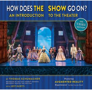 [Disney: How Does The Show Go On? The Frozen Edition (Hardcover) (Product Image)]