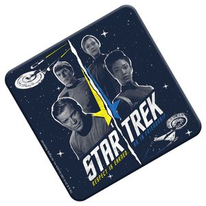[Star Trek: Discovery: Coaster: Timelines (Product Image)]