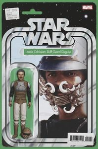 [Star Wars #52 (Christopher Action Figure Variant) (Product Image)]