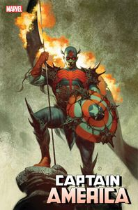 [Captain America #26 (Tedesco Knullified Variant) (Product Image)]