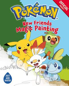 [Pokémon: New Friends Magic Painting (Product Image)]