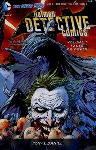[Batman: Detective Comics: Volume 1: Faces Of Death (Product Image)]