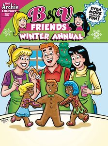 [Betty & Veronica: Friends Winter: Annual Digest #257 (Product Image)]